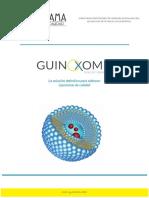 Catalogo GuinoXome Laboratorios GUINAMA