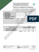 Estructura y Propiedades de Materiales-4H y 4C_Manto Industrial.