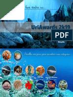 Uritinga Awards 2019
