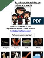 Power Benito Cumilaf Enseñanza del Mapuzugun