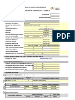 formulario de ingreso DCI-SETEC