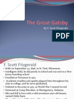 The Great Gatsby Study Notes for Students