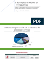 Petroquimica en México