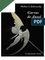 Garras de ángel - Jodorowsky & Moebius