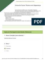 Ficha de inscrição II SACTST - Formulários Google.pdf