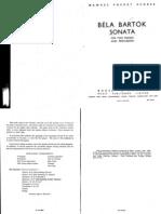 Bartok - Sonata for Two Pianos and Percussion