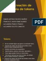 Creación de Tabla de tokens