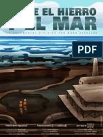 Cartilla informativa Entre El Hierro y El Mar