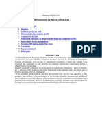 Administración-Recursos