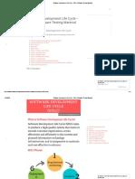 Software Development Life Cycle - SDLC _ Software Testing Material
