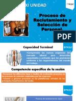 11 Proceso Reclutamiento y Selección Personal
