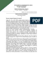 correção; direito internacional público - coincidencias - ta - 23 jan. 2014