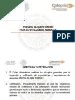PPT CERTIFICACION COFEPRIS