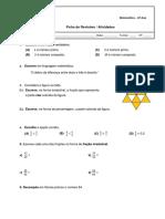 Ficha de revisões-atividades 19-20