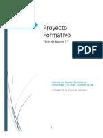 Formato proyecto formativo DON DE MANDO I (30 DIC 19)