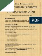 Prelims 2020 Crux of Indian Economy (Nov-2019 Edition).pdf