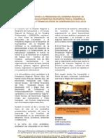 Huancavelica - Acuerdos Gobernabilidad 2011-2014