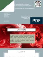 Tejido Sanguíneo y Trastornos Hematologicos