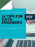 14_tips_data_engineers