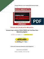 Baixar Fórmula Das Visualizações Milionárias Joba Completo 2020 Download Google Drive