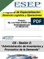 Gestión de Inventarios y Pronóstico de la Demanda - Versión 1 diapositiva
