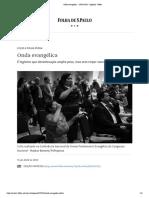 Onda Evangélica - Editorial Folha