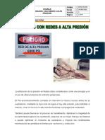 053 Cuidados Con Redes de Alta Presion