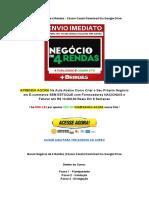 Baixar Negócio de 4 Rendas - Cássio Canali Download via Google Drive