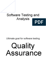 Easy Software Testing