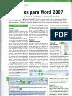 Trucos Word 2007