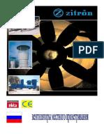 Catalogo ventiladores Zitron