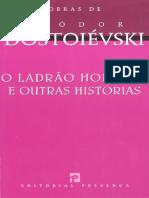 Fiodor Dostoiévski - 2006 - O Ladrão Honesto e outras Histórias.pdf