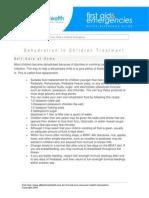 Dehydration in Children Treatment 61825