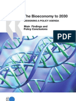 Bio Economy to 2030
