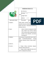 SOP PEMBERIAN KODE ICD 10