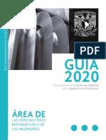 Guía Unam Área 1 2020