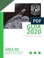 Guía Unam Área 2 2020