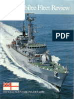Silver Jubilee Fleet Review official programme (1977)