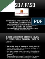 PASO A PASO 1-1-1