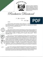 RD-2018-00388 admisibilidad y criterios de evaluacion calidad tecnica