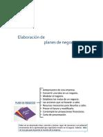 PLAN DE NEGOCIOS PRIMERA Y SEGUNDA PARTE-1