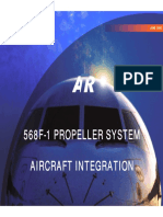 568F-1 Prop Sys Aircraft Integration