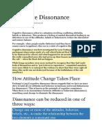 Cognitive Dissonance.docx