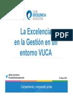 Diapositivas del entorno VUCA