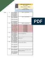 (eSchool) Scheme of work G2 - G3