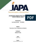 Trabajo Final - Teoria de los Test y Fundamentos de Medicion - Ana Duarte
