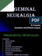 TRIGEMINAL NEURALGIA .ppt