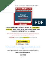 Baixar Página Monetizada – Leandro Mohamed 2020 Download Google Drive