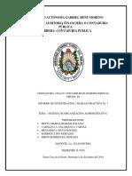 SISTEMA DE ORGANIZACIÓN ADMINISTRATIVA.docx