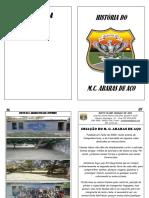 HISTORIA DO MC ARARAS - 2 col - Em Construc